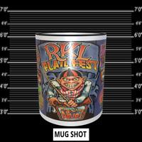 RKL Rich Kids On LSD - PUNK 11oz Ceramic Coffee Mug  NEW!