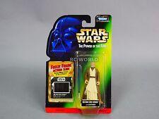 Vintage Star Wars Obi-Wan con Spada Laser Freeze Cornice Action Figure #mb2