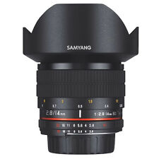 Samyang 14mm F2.8 ED AS IF UMC Lens in Canon Fit