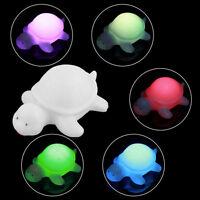 Nachtlicht  Ändern LED.Schildkröte Lampe Party Weihnachtsdekoration Toys DE
