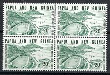 Papua New Guinea 1969 Sc# 286 Pacific games Konedobu Port Muresby block 4 MNH