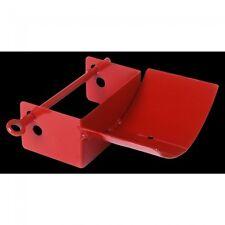 Equiroyal Red Metal Jump Cup English tack equine 24-902