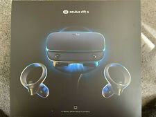 Oculus Rift S Virtual Reality Gaming Headset System with Touch Controllers