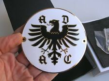New listing Adac Vintage Car Grill Badge Vw Mercedes Mb 190 300 Sl Nos