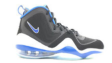 [537640-004] Nike Air Penny 5 (GS) GS Zapatos Negro Juego Real Blanco
