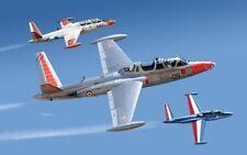 Kinetic 1/48 Fouga CM.170 Magister x 2 kits in 1 box # 48051