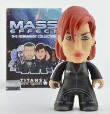 Mass Effect Titan Normandy 3-Inch Mini-Figure Female Commander Shepard 1/40