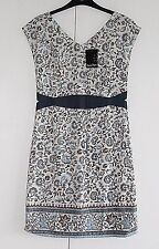 New PitheCanThropus 100% Cotton Dress Size M Indonesian Eco Friendly