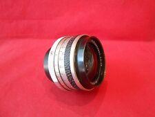 CARL ZEISS JENA Objektiv FLEKTOGON 2.8/35 / 35mm 1:2.8 / PRAKTINA Bajonett