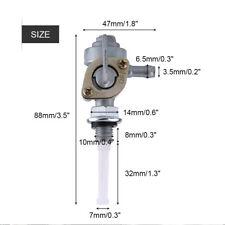 RUBINETTO BENZINA m12x1 manualmente per motorino ciclomotore alpinisti M 50