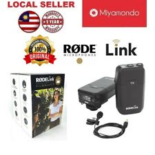 Rode Link Filmmaker Kit Digital Wireless System