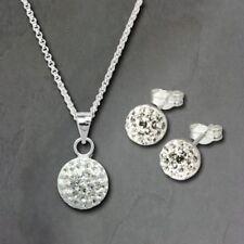 Conjuntos de joyas blanco