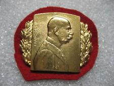 .Austria Army Badge K.u.K.KAPPENABZEICHEN,Franz Joseph