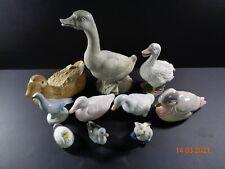 More details for joblot ducks goose birds vintage worth a look