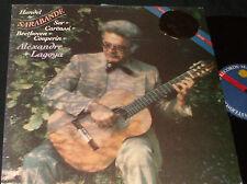 ALEXANDRE LAGOYA Handel Sarabnde LP CLASSICAL GUITAR
