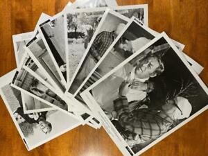 10 Richard Burton STAIRCASE Rex Harrison Old Movie Still Photo Lot A301