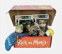 Funko POP  - Rick And Morty: Blips And Chitz Box *GUARANTEED ROY! *RARE!! *