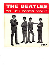 THE BEATLES- SHE LOVES YOU / I'LL GET YOU - 7.0/6.0