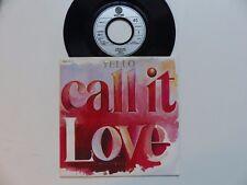 YELLO Call it love 888311 7 RRR