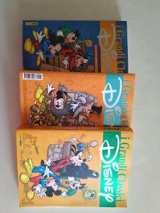 """I Grandi Classici Disney """"ottime condizioni"""""""