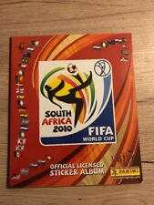 Panini WC South Africa 2010 - Album Vide Empty