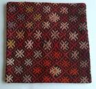 Vintage Turkish Kilim pillow cover (#33)