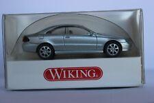 Mercedes Benz CLK Klasse C208   Wiking  1:87  silber