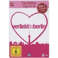 "VERLIEBT IN BERLIN ""FOLGE 61-90 (BOX 3)"" 3 DVD NEU"