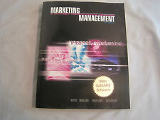 Marketing Management by Orville C., Jr. Walker, Harper W., Jr. Boyd and...