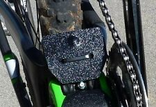 "Santa Cruz Blur XC and Tallboy XC lower link protector black 1/8"" ABS textured"