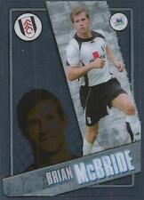 TOPPS I-CARD SERIES 2006-07 #040-FULHAM-BRIAN McBRIDE
