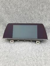 Bmw F30 F31 F20 F32 F33 LCI Bussines Entry Sat Nav Screen Monitor 6837128