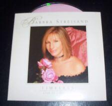 Barbra Streisand Come Rain Or Come Shine Australian Promo Card Sleeve CD Single
