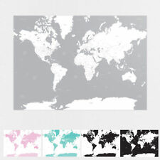 Maps Paper 1990-Now Art Posters