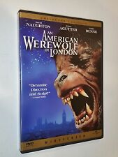 An American Werewolf In London Collectors Edition Dvd mint condition