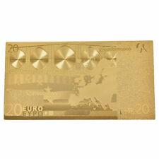 GOUDEN  ALLOY -  EURO- BANKNOTES -  {{RARE}} 5 Euro / 500 Euro - all 7 banknotes