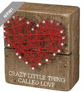 Primitives By Kathy, String Art - Crazy Little