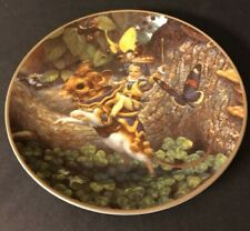 Knowles Tom Thumb Plate By Scott Gustafson 8.5� Classic Fairy Tales