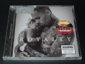 Royalty [Deluxe Edition] [PA] by Chris Brown (R&B) (CD, Dec-2015, RCA)