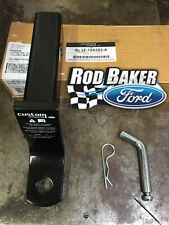 "OEM Genuine Ford Trailer Hitch Ball Mount 4"" Drop  2 1/2"" Rise- 1"" Shank Hole"