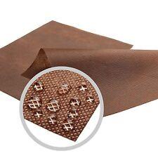Géotextile tissu mauvaises herbes désherbage 80 g/m² marron 96 m² 3,20 x 30,00 m