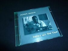 "Joseph Spence "" happy all the time """