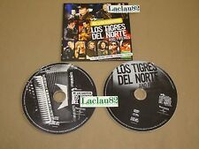 Los Tigres Del Norte And Friends Delux 11 Fonovisa Cd + Dvd Mexico