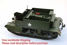 1/6 scale tank British MKII Forced Reconnaissance FULL METAL vehicle car