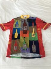 Wine Country Cycling Shirt