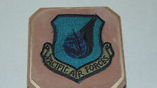 VINTAGE MILITARY PATCH PACIFIC AIR FORCES