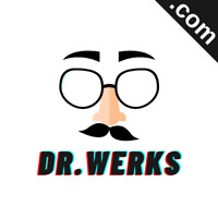 DRWERKS.com 7 Letter Short .Com Catchy Brandable Premium Domain Name for Sale