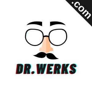 DRWERKS.com 7 Letter Short .Com Catchy Brandable Premium Domain Name for Sale