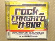ROCK TARGATO ITALIA  2004  -  CD  NUOVO E SIGILLATO