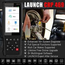LAUNCH X431 OBD2 ScanPad Full System Multi-Language Diagnostic Reset Car Scanner